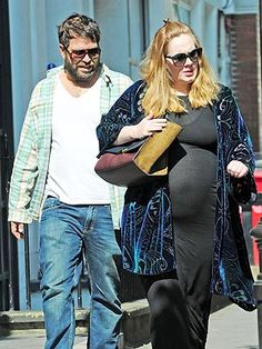 Adele et son boyfriend Simon Konecki