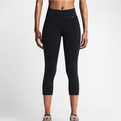 Brand New Nike Legendary Tight Brand new Nike legendary tight. Size small. I took the tags off but still have them. I tried them on but have not worn them. Price is FIRM Nike Pants Ankle & Cropped
