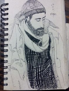 Man/Beard/Outfit