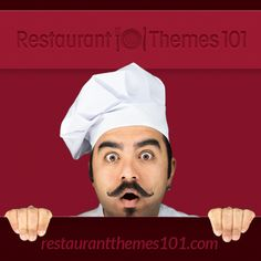 Restaurant Themes 101, the largest collection of restaurant website templates and themes