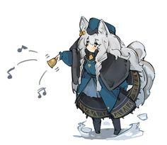 Cute Anime Character, Character Concept, Character Art, Character Design, Moe Manga, Chica Anime Manga, Anime Oc, Kawaii Anime, Dragon Comic