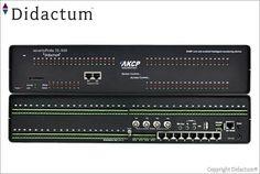 Das AKCP / AKCess Pro securityProbe5E-X60 Monitoring System (Art. Nr. 11039) ist ein Premium Monitoring System, wo neben 8 IP-Sensoren auch noch bis zu 60 potentialfreie Kontakte überwacht werden können.