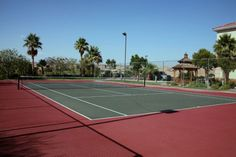 Tennis Court! Bbq Area, Home And Away, Tennis, Challenges