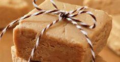 Creamy Caramel Fudge