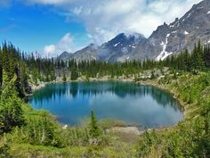 ProTrails | Home Lake - Constance Pass, Photo Gallery, Olympic National Park, Washington