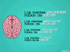 Tipos de mentes