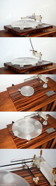 Turntable BT-1301 expired changed on model BT1301N. (turntables with linear tonearm). pre-audio.com