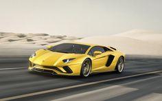 3º Lamborghini Aventador S - 349,1 km/h