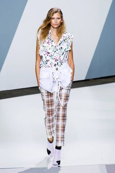 3.1 Phillip Lim Spring 2013 Ready-to-Wear Collection by elle.com