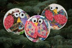 Make Paper Plate Owls | 25 Paper Plate Crafts Kids Can Make