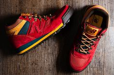 New Balance hiking boots