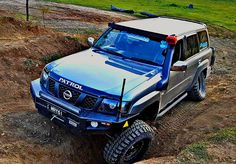 Nissan 4x4, Nissan Trucks, 4x4 Trucks, Cool Trucks, Best 4x4 Cars, Nissan Patrol Y61, Patrol Gr, New Cars For Sale, Offroad