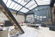 Paris 2e : Atelier sous verrière proche Montorgueil - Agence EA Paris