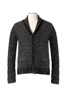 Just to be clear, I *will* own this Rag & Bone for Target sweater ($69.99, about a quarter of what they'd normally cost).