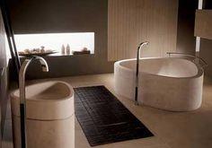 Треугольные ванны: продуманная форма >> Ванная плюс