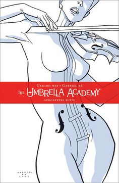 The Umbrella Academy: Apocalypse Suite TPB :: Profile :: Dark Horse Comics