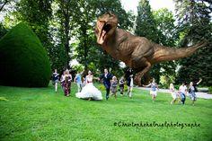 Mariage Tyrannosaure