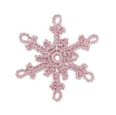 StitchFinder : Crochet Snowflake: Boreas : Frequently-Asked Questions (FAQ) about Knitting and Crochet : Lion Brand Yarn