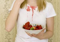 How to Get Fruit Stains Out of Your Clothing