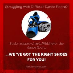 ❤ We've got the right shoes for you! ❤ http://danzamuerte.com #latin #salsa #shoes