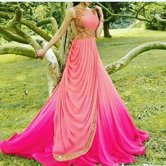 Wedding Dresses Indian Gowns Ideas For 2019 Indian Gowns Dresses, Pakistani Dresses, Indian Outfits, Collection Eid, Princess Collection, Western Dresses, Indian Designer Wear, Wedding Dress Styles, Indian Bridal
