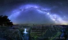 Mike's Spot - Creativity through Exploration: Palouse Falls by Mike Busby Photography