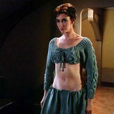 Star Trek's Hottest Women of All Time (Brenna Odell) Rosalyn Landor