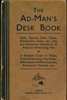 the ad man's desk book