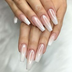 Coffin Nail Designs You'll Want to Wear Right Now ★ See more: https://naildesignsjournal.com/coffin-nail-designs/ #nails