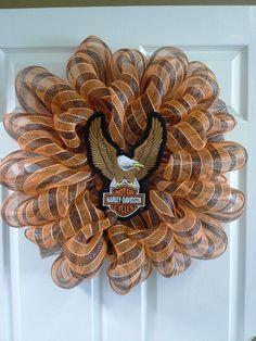 H-D Wreath Harley-Davidson of Long Branch www.hdlongbranch.com