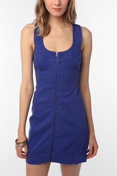 Has a beautiful cutout in the back as well.    UrbanOutfitters.com > Silence & Noise Stevie Dress