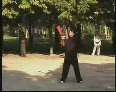 Tai Chi Kung Fu Fan-Yiyanmei_2nd Routine.