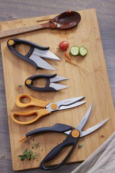 22 best fiskars in the kitchen images fiskars scissors garden rh pinterest com