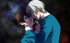 Kakumeiki Valvrave (Valvrave The Liberator) Image - Zerochan Anime Image Board Valvrave The Liberator, L Elf, Image Boards, Cute Couples, Gallery, Itunes, Apps, Anime Characters, Roof Rack