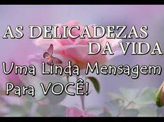 MENSAGEM DE REFLEXÃO GOSPEL - EU TENHO DEUS - Linda Mensagem Gospel - Vídeo para WhatsApp - YouTube