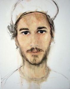 Saatchi Online Artist: Fiona Maclean; Oil, 2010, Painting David #FionaMaclean