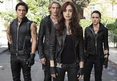 ABC Family is giving The Mortal Instruments a second chance at life. Despite the box-office disappointment of 2013's Mortal Instruments: City of Bones, Cassandra Clare's popular young-adult book saga has been given a series order, with production beginning in Toronto this May. Now titled Shadowhunters, the one-hour drama series will follow a girl named Clary Fray (played in the film by Lily