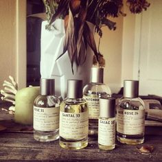 Sharing my LE LABO collection…erm, addiction. #LELABO (Taken with Instagram)