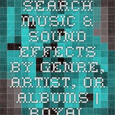 Music Sound Effects, Music Search, Music Clips, Royalty Free Music, Music Download, Albums, Artist, License Free Music, Artists