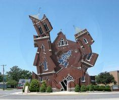 awesome, weird house design