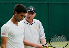 Boris Becker on Novak Djokovic: ´We Are Not Friends, We Respect Each Other´
