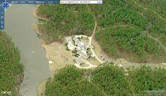 Brett Favre's House in Mississippi | brett favre chainsaw http bustedcoverage com 2013 02 13 brett favre ...