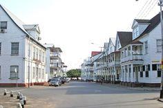 Exotische Reizen Suriname - Paramaribo
