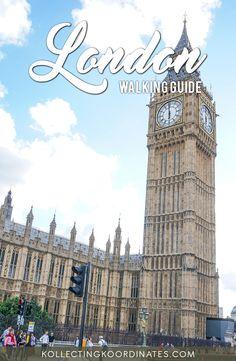 Kollecting Koordinates - London