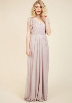 Enter Ethereal Maxi Dress