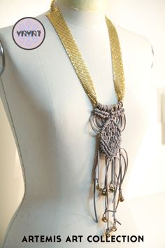 YNYNT – Handmade Necklace from the Artemis Collection