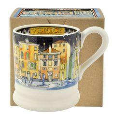 """""""Cities of Dreams"""" Venice 1/2 Pint Mug Boxed at Emma Bridgewater"""