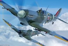 War wounded:Mr Dibbs, originally from north London but now lives in Seattle, USA, said his aim was to capture Spitfires that have a combat history