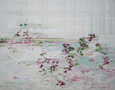 "Saatchi Art Artist: Jessica Zoob; ""Chinese Lilies 1"""