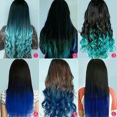 Californianas Azules